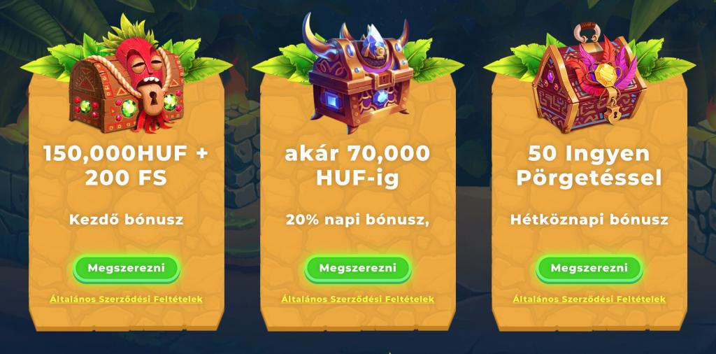 Legjobb Online Casino