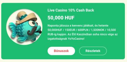 Online Kaszinó Legális online casino